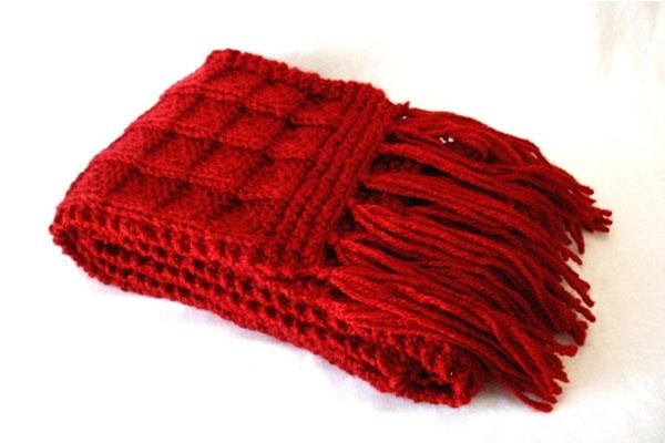 rode-sjaal-val-op